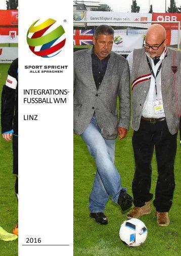 Integrationsfussball-WM Linz 2016