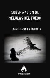 CONSPIRACIOÓN DE CEÉLULAS DEL FUEGO
