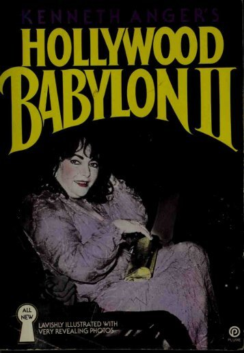 Hollywood Babylon II - 1985