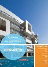 Newsletter CKY 2nd edition