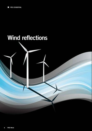 Wind reflections