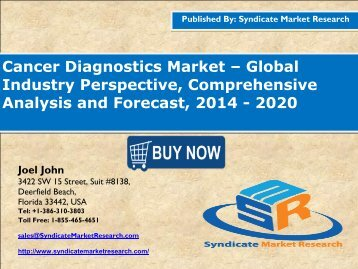 cancer diagnostic market