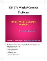 Fin 571 homework help