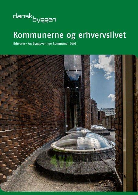 Kommunerne og erhvervslivet