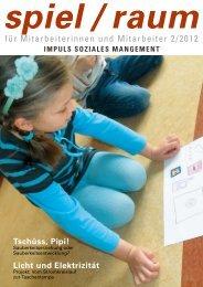 fortbildungen 2012 Mehrere Erzieher/innen - Impuls Soziales ...