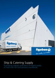 Ship & Catering Supply