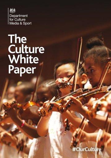 Culture White Paper