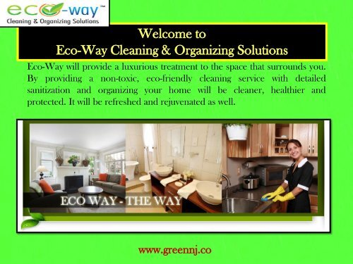 Home Cleaning In Montclair