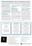 Valmennuskumppanin työhyvinvointipalvelut yrityksille - Page 2