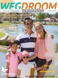 WegDroom Magazine 2 - zomer 2016