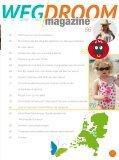 WegDroom Magazine 2 - zomer 2016 - Page 3