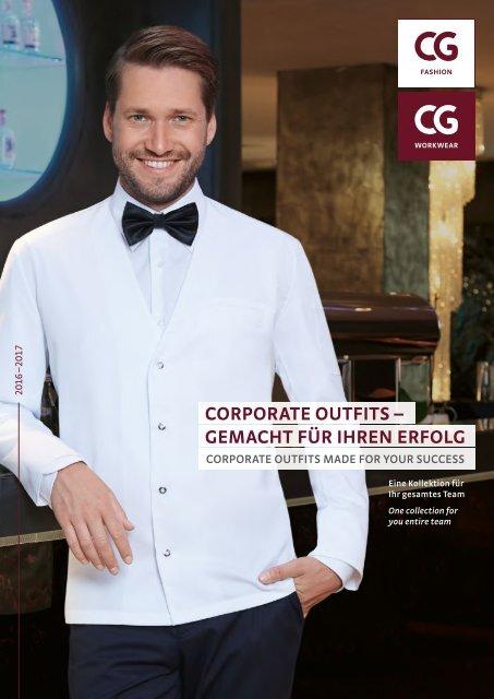 CG WORKWEAR Katalog 2016