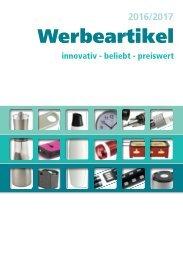 ECKERT WERBEARTIKEL Katalog 2016