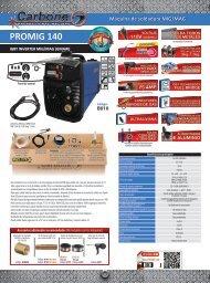 Catálogo Maquinas de Soldar MIG
