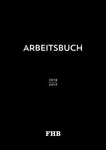 FHB WORKWEAR Katalog 2016
