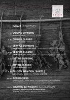 GREIFF Gastro Mode Katalog 2015 - Page 5