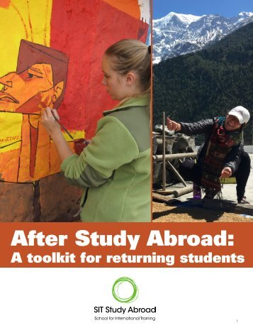 After Study Abroad