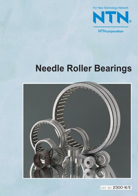 One Way NTN Needle Roller Bearing with Spur Gear Anti Reverse Bearing Clutch