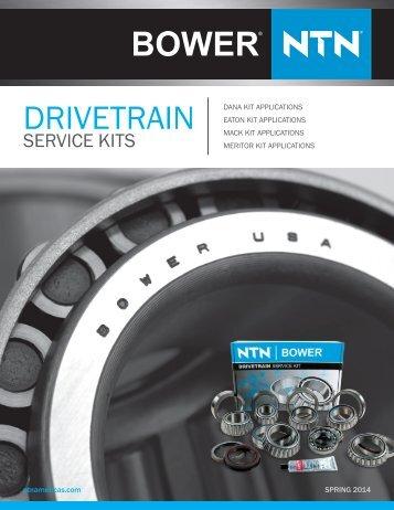 NTN - Drivetrain Service Kits