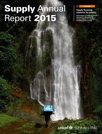 Supply Annual Report 2015