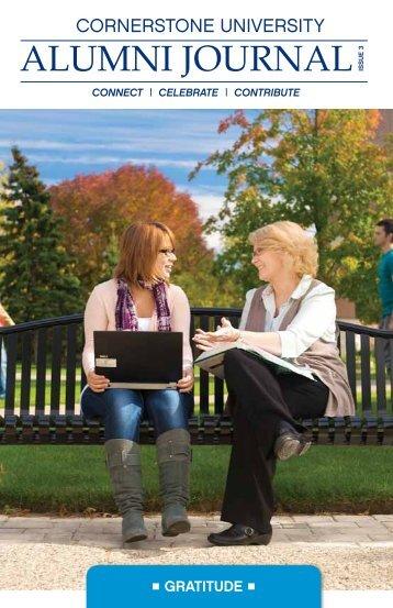 2010 Alumni Journal: Issue 3