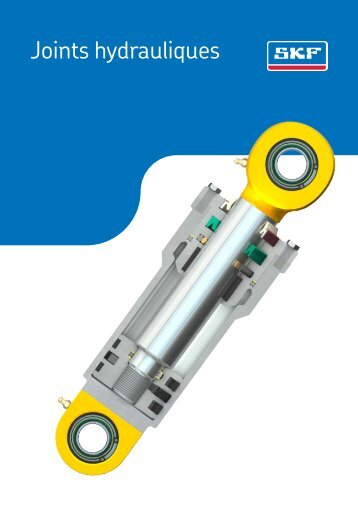 SKF - Joints Hydrauliques