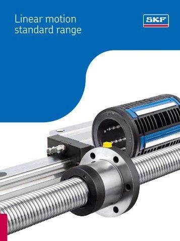 SKF - Linear Motion Standard Range