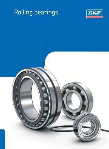 SKF - Rolling Bearings