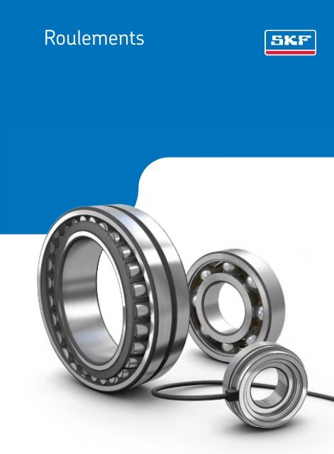 SKF - Roulements