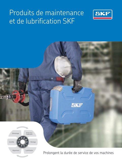 SKF -Produits de maintenant et de lubrification