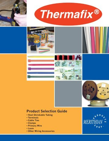 Thermafix - Catalogue