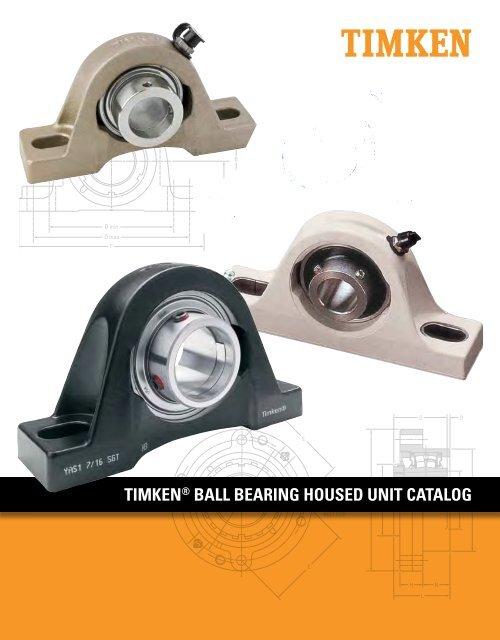 Timken - Ball Bearing Housed Units