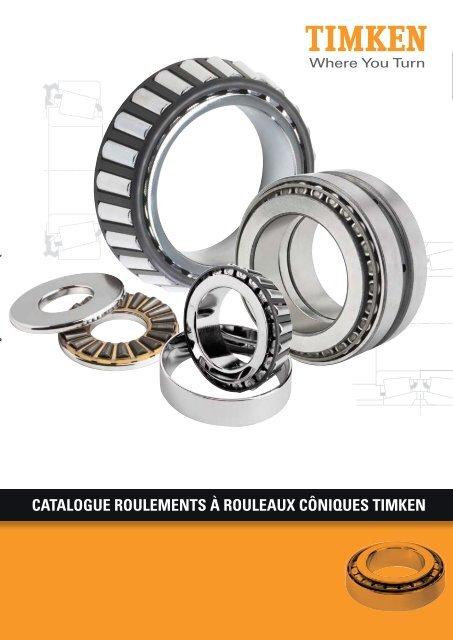 Timken - Roulements à rouleaux côniques