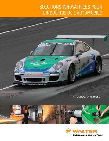 Walter - Automotile Catalogue