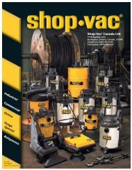 Shop-Vac Industriel
