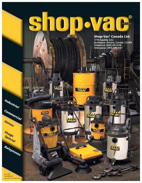 Shop-Vac Industriel