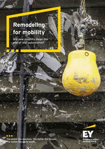 Remodeling for mobility