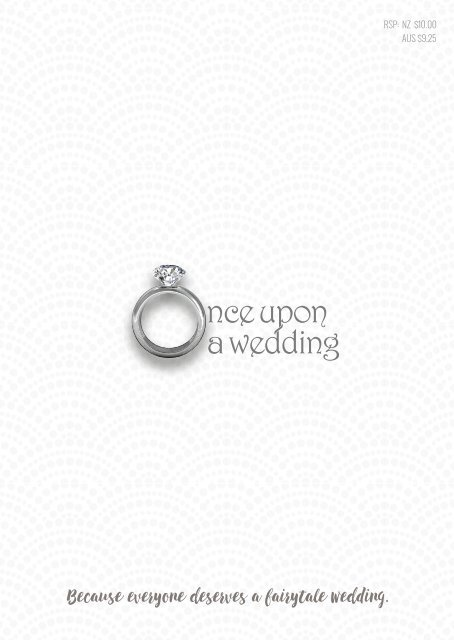 Once Upon A Wedding 2016