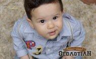 Sebastian - 1 ano
