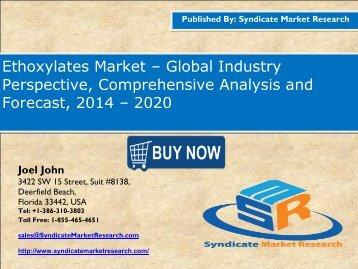 Ethoxylates Market