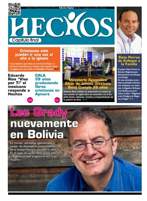 nuevamente en Bolivia