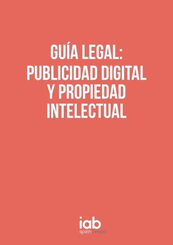 GUÍA LEGAL Publicidad digital y propiedad intelectual
