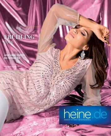 Каталог Heine весна 2016. Заказ одежды на www.catalogi.ru или по тел. +74955404949