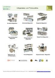 Katalog Wägezellen