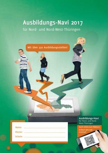 Ausbildungs-Navi 2017 für NT NWTH