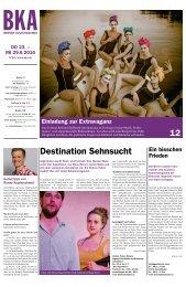 Berner Kulturagenda 2016 N° 24
