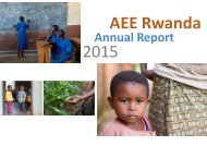 AEE Annual Report 2015 - DRAFT ONLY - not for release