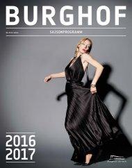 Burghof-Saisonprogramm 2016-17