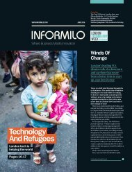 Technology And Refugees