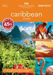 Caribbean - Cruises